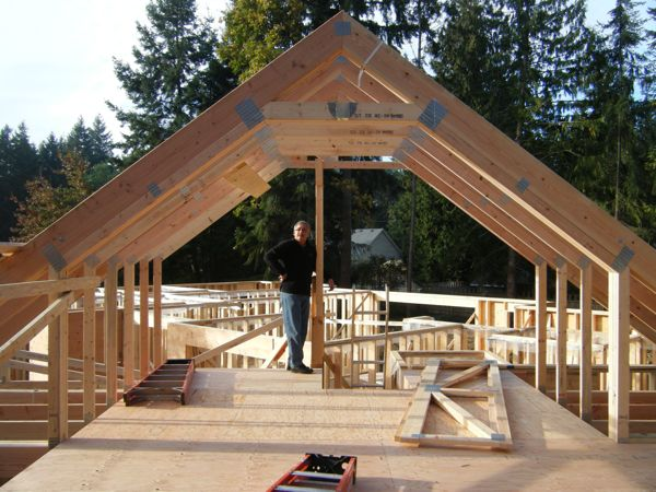 Bonus Room Truss Design Of Bonus Room Framing Todsen Design