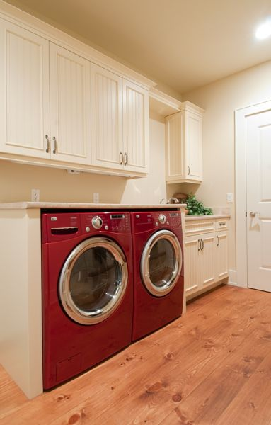 Laundry Rooms…..