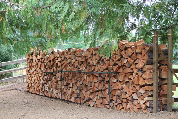 Comfort Of Wood Piles Todsen Design
