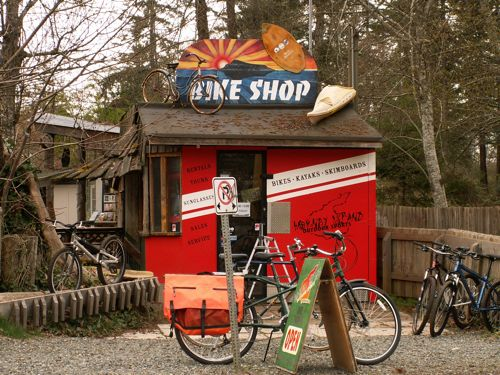 Bike Rental & Repair Shop