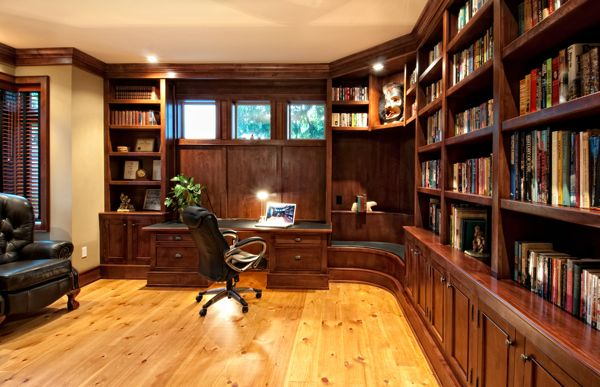 Den, office, library…..
