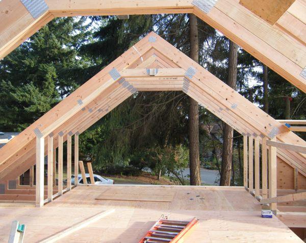 Bonus Room Framing Todsen Design