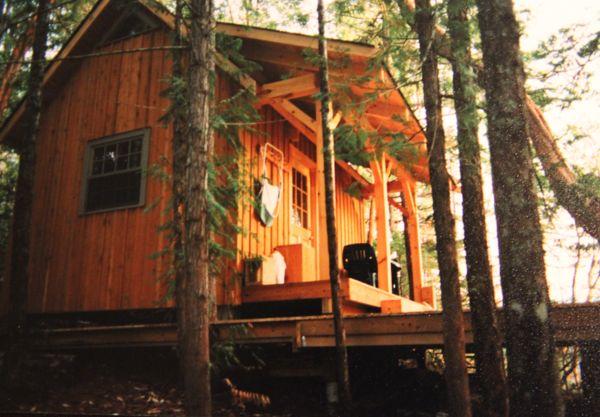 Cabins & Cottages…..