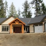 A custom home is ready to reveal…..