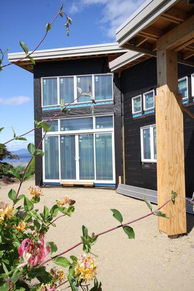 Salish Sea House progress…..