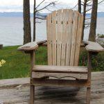 Adirondack chairs…..