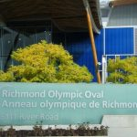 Richmond Olympic Oval…..