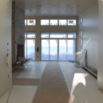 Oversized floor tile…..