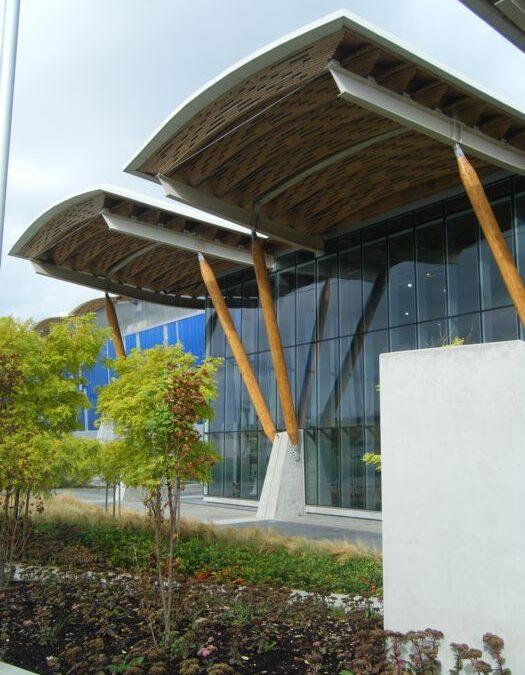 Richmond Olympic Oval…..